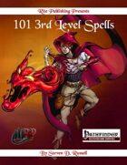 101 3rd Level Spells (PFRPG)