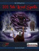 101 5th Level Spells (PFRPG)