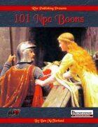 101 Npc Boons (PFRPG)