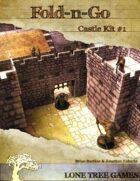 Fold-N-Go: Castle Kit #1