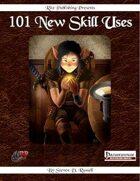 101 New Skill Uses (PFRPG)