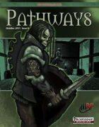 Pathways #8 (PFRPG)
