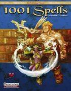 1001 Spells (PFRPG)