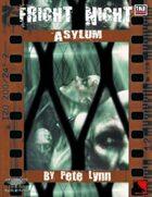 Fright Night: ASYLUM