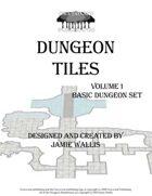 Dungeon Tiles - Volume 1