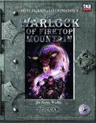 Fighting Fantasy - Warlock Of Firetop Mountain