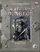 Fighting Fantasy - Deathtrap Dungeon