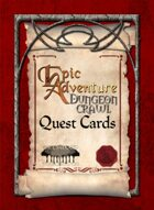 Dungeon Crawl - Quest