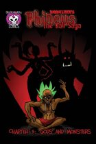 Phineus 44- The Kali Saga Ch 3- Gods and Monsters