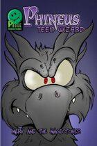 Teen Wizard: Merv and the Magictones