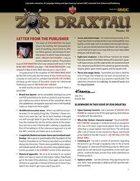Zor Draxtau, Issue III