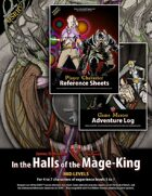 In the Halls of the Mage-King/GM Forms [BUNDLE]