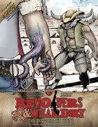 Revolvers & Wizardry: The Discordant West (MOBI)