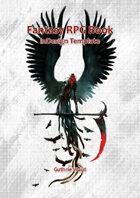 Fantasy RPG Book - InDesign Template