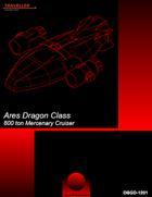 Ares Dragon class Mercenary Cruiser