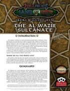Hellfrost Land of Fire Realm Guide #19: The Al-Wazir Sultanate