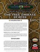 Hellfrost Land of Fire Realm Guide #21: The Free Emirate States