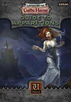 Leagues of Gothic Horror: Guide to Apparitions