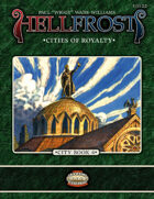 Hellfrost City Book 4: Cities of Royalty