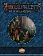 Hellfrost Resource Management 2nd Edition