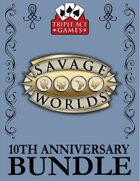 TAG@TEN Savage Worlds Bundle