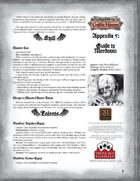 Leagues of Gothic Horror Appendix 5: Guide to Mordavia