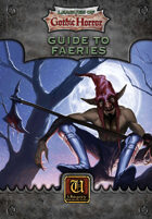 Leagues of Gothic Horror: Guide to Faeries