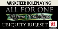 All For One Regime Diabolique Ubiquity