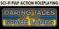 Daring Tales of the Space Lanes
