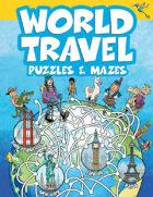 World Travel Puzzles & Mazes