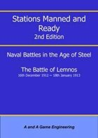 Stations Manned and Ready - 2nd Edition - Battle of Lemnos