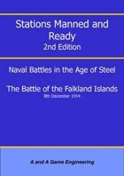 Stations Manned and Ready - 2nd Edition - Battle of the Falkland Islands