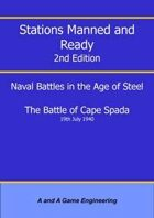 Stations Manned and Ready - 2nd Edition - Battle of Cape Spada