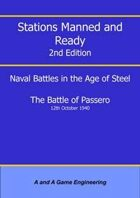 Stations Manned and Ready - 2nd Edition - Battle of Passero