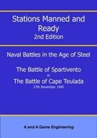 Stations Manned and Ready - 2nd Edition - Battle of Spartivento