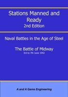 Stations Manned and Ready - 2nd Edition - Battle of Midway