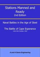 Stations Manned and Ready - 2nd Edition - Battle of Cape Esperance