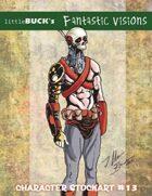 Little Buck's Fantastic Visions #13