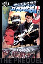 Buckaroo Banzai: Prequel #2 (variant Cover)