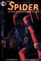 The Spider: Judgement Knight #1