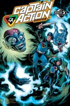 Captain Action #4 (retro)