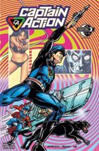 Captain Action #3 (retro)