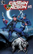 Captain Action #1 (retro)