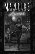 Vampire the Masquerade: Lucita