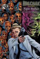 Kolchak Tales: Night Stalker of the Living Dead #3 Variant Cover