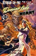 Return of the Monsters: Domino Lady vs Mummy