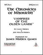 Vampires of the Olden Lands