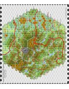 Castle Adlerstein and Environs Map Pack