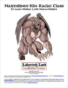 Labyrinth Lord: Nalfeshnee-Kin Racial Class