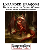 Expanded Dragons -- Hatchlings to Elder Wyrms